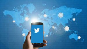twitter base around the world